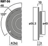 Monacor RBT-56 , фото 2