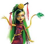 Кукла Джинафаер Лонг Monster High серия Скариж, фото 2