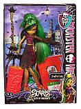 Кукла Джинафаер Лонг Monster High серия Скариж, фото 3