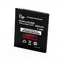 Оригинальная батарея на Fly IQ456 (BL3808) для мобильного телефона, аккумулятор для смартфона.