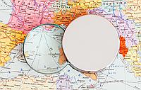 ЛУПА -YT-7088 (D-60MM), лупа большая для картографии