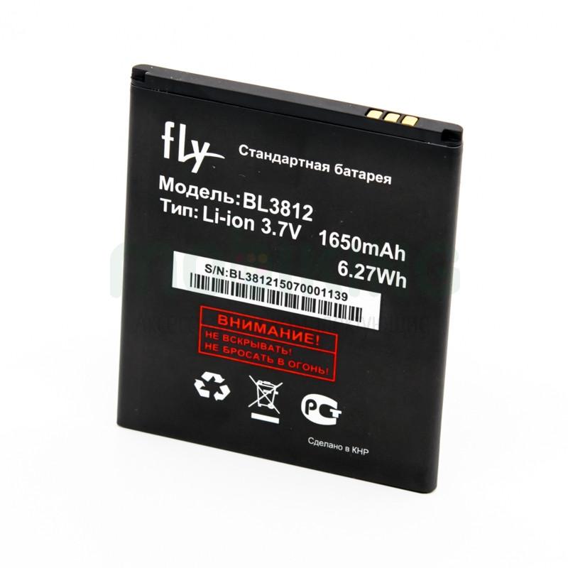 Оригинальная батарея на Fly IQ4416 (BL3812) для мобильного телефона, аккумулятор для смартфона.