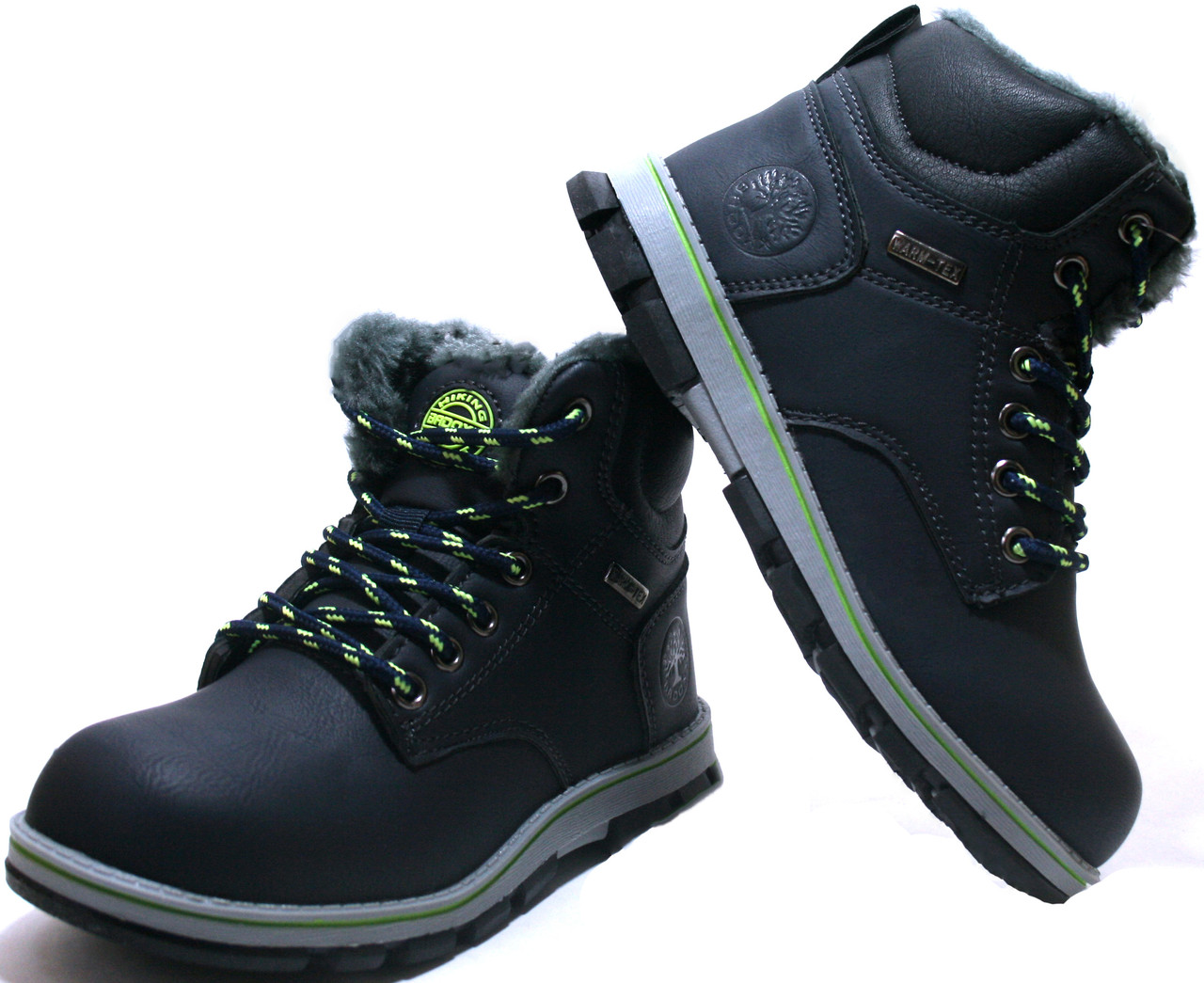 Дитячі зимові черевики Badoxx Польща (розміри 32-37)