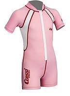 Детский гидрокостюм Cressi Sub Kid Shorty 1,5 мм; розовый; для девочки