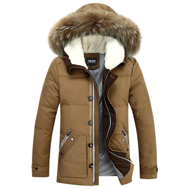 Мужские зимние куртки Украина