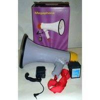 Мегафон громкоговоритель рупор переносной ручной 15 Вт MANSONIC HMP 1503