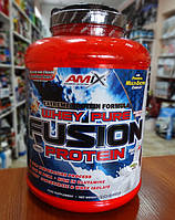 Купите протеин Amix Nutrition  Whey Pure Fusion Protein, 2.3 kg