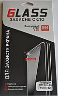 Защитное стекло для PRESTIGIO 3530 MultiPhone Muze D3, F983