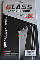 Защитное стекло для PRESTIGIO 3519 MultiPhone Wize K3, F985