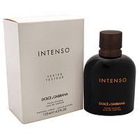 Тестер. Мужская парфюмированная вода Dolce & Gabbana pour Homme Intenso, 125 мл, фото 1