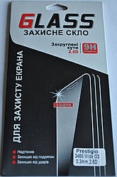 Защитное стекло для PRESTIGIO 3458 MultiPhone Wize O3, F987