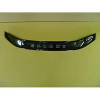 Дефлектор капота Mitsubishi  Galant с 1997 – 2003 г.в. (Митсубиси галант) Vip Tuning