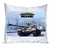 Подушка World of Tanks 03