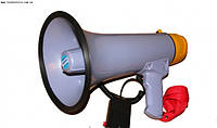 Гучномовець, мегафон, рупор ручний 15 Вт MANSONIC HMP 1503