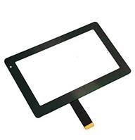 """Сенсор Explay Informer 701, DPT 300-N3400B-A00-VER1.1, 7"""", размер 182x116mm, 30pin, черный"""