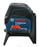 Лазерный нивелир Bosch GCL 2-15, с держателем RM1