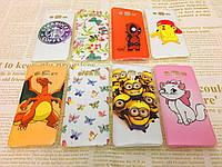 TPU чехол накладка для Samsung Galaxy Grand Prime G530 / G531H (8 цветов)