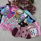 """Носки махровые для девочек S (21-26 р.). """"Корона"""" . Детские  носки, носочки махровые  для детей , фото 3"""