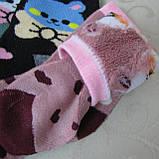 """Носки махровые для девочек S (21-26 р.). """"Корона"""" . Детские  носки, носочки махровые  для детей , фото 6"""