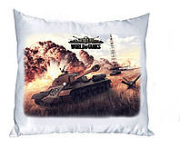 Подушка World of Tanks 09