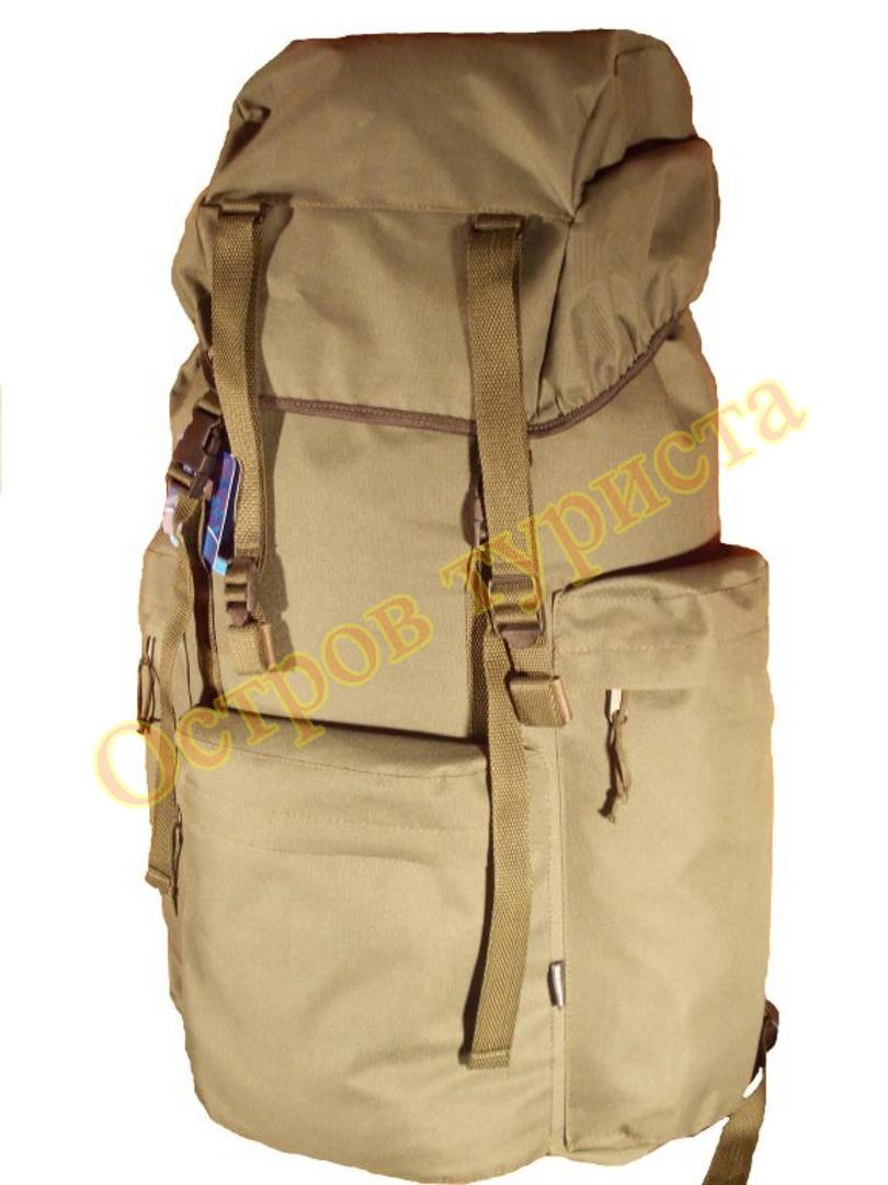 Рюкзак туристичний Breeze 7116 хакі 65 літрів
