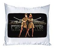 Подушка World of Tanks 13