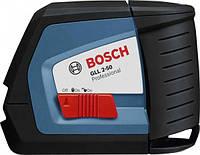 Линейный лазерный нивелир Bosch GLL 2-50
