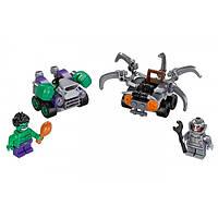 LEGO Super Heroes Халк против Альтрона Mighty Micros Hulk vs Ultron 76066