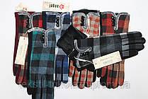 Перчатки женские Клетка № 3 (уп 12 шт) , фото 2
