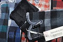 Перчатки женские Клетка № 3 (уп 12 шт) , фото 3