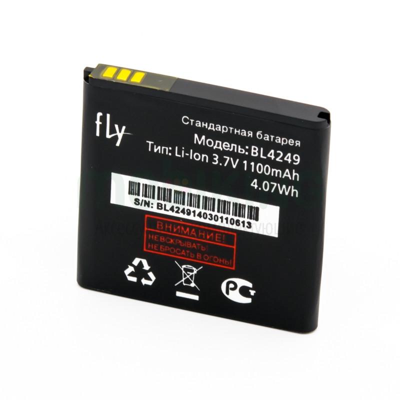 Оригинальная батарея на Fly E157 (BL4249) для мобильного телефона, аккумулятор для смартфона.