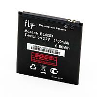 Оригинальная батарея на Fly IQ443 (BL4253) для мобильного телефона, аккумулятор для смартфона.