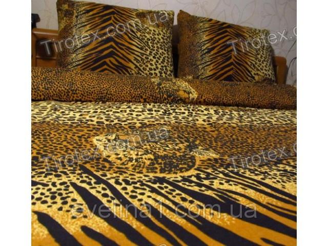 Постельный комплект 2-х спальный из бязи