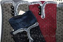 Перчатки женские Горох № 2 (уп 12 шт) , фото 3