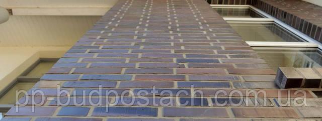 Клінкерна тротуарна цегла