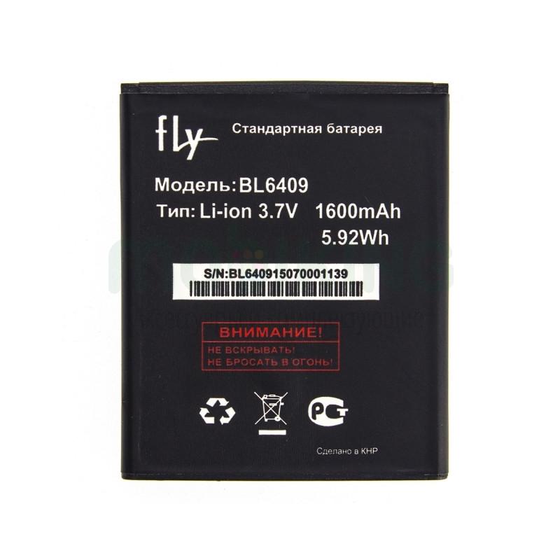 Оригинальная батарея на Fly IQ4406 (BL6409) для мобильного телефона, аккумулятор для смартфона.
