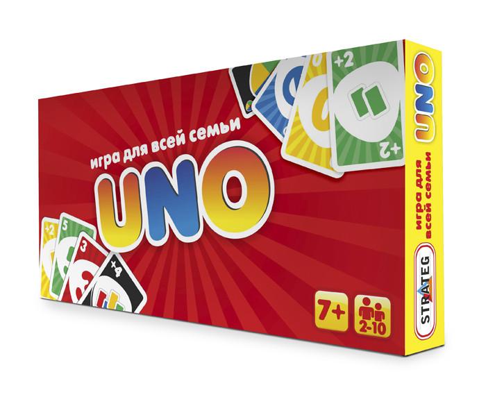 Настольная игра UNO: классическая 053