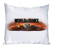 Подушка World of Tanks 18