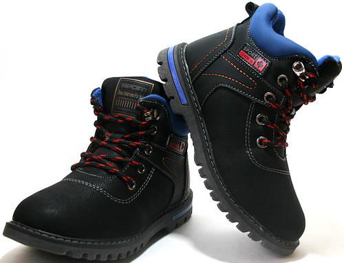 Детские зимние ботинки Badoxx Польша (размеры 26-31)