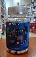 Л-карнитин Atomixx L-Carni Maxx  60 caps