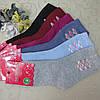 """Носки махровые для девочек- ПОДРОСТКОВ,32-36. """"Ласточка"""".  Детские  носки для девочек, носочки для д"""