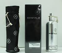 Парфюмированная вода Унисекс Montale Wild Pears 100ml для мужчин и женщин