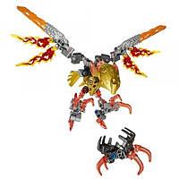 LEGO Bionicles Икир Тотемное животное Огня Ikir Creature of Fire 71303
