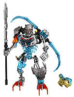 LEGO Bionicle Леденящий Череп Skull Warrior Building Kit 70791