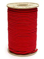 Веревка (шнур) полипропиленовая Ø 10 мм. красная