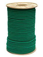 Веревка (шнур) полипропиленовая Ø 10 мм. зеленая