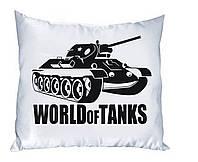 Подушка World of Tanks 21