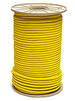 Веревка (шнур) полипропиленовая Ø 10 мм. желтая