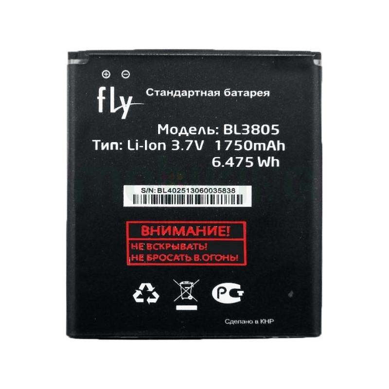 Оригинальная батарея на Fly IQ4512 (BL8005) для мобильного телефона, аккумулятор для смартфона.