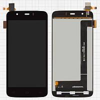 Дисплейный модуль для Fly iQ4414 Quad EVO Tech 3 (Black) Original